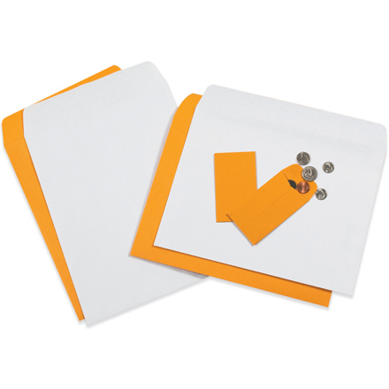 Kraft Gummed Envelopes