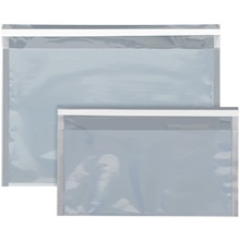 Translucent Silver Mailers